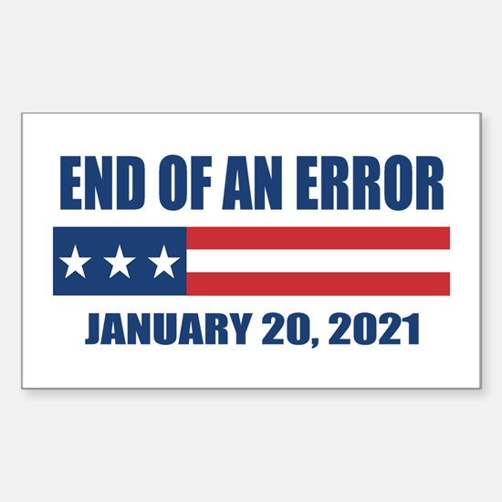 End of an Error 2021 Decal