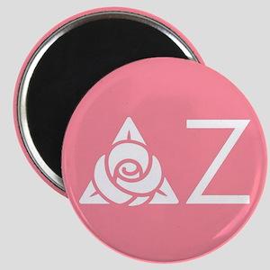 Delta Zeta Letters Magnet