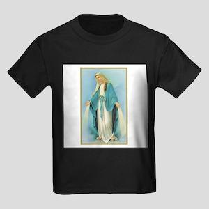 Virgin Mary Ash Grey T-Shirt