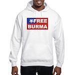 Free Burma Hooded Sweatshirt