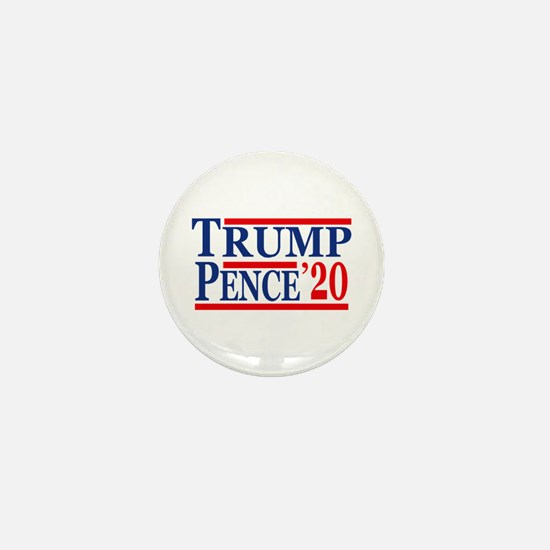 Trump Pence 2020 Mini Button (10 pack)