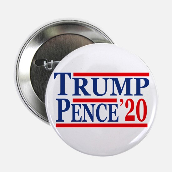 "Trump Pence 2020 2.25"" Button (10 pack)"