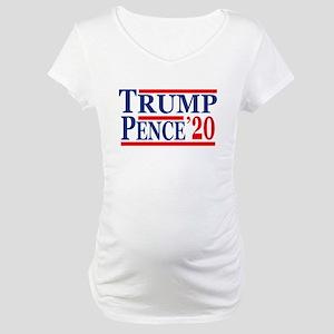 Trump Pence 2020 Maternity T-Shirt