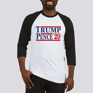 Trump Pence 2020 Baseball Jersey