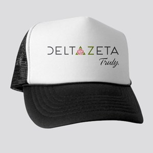Delta Zeta Truly Trucker Hat