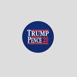 Trump Pence 2020 Mini Button