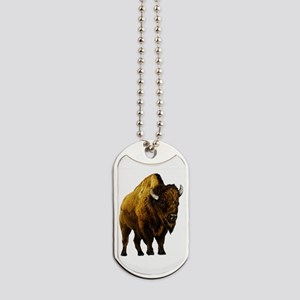 BISON Dog Tags
