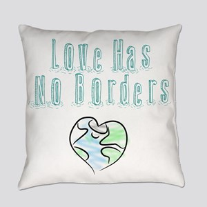 The Flow Of Love Everyday Pillow