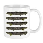 Ornate Bichir Mugs