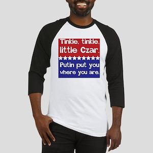 Tinkle Tinkle, Little Czar Baseball Jersey