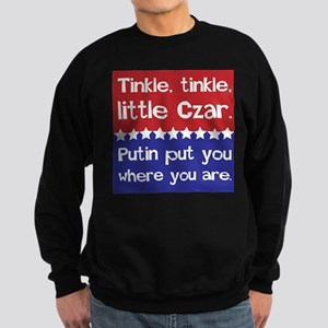 Tinkle Tinkle, Little Czar Sweatshirt