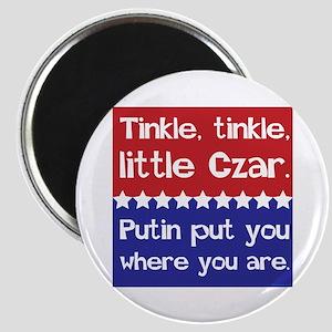 Tinkle Tinkle, Little Czar Magnets