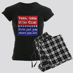 Tinkle Tinkle, Little Czar Pajamas
