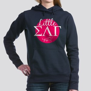 Sigma Lambda Gamma Littl Women's Hooded Sweatshirt