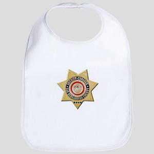 San Bernardino Sheriff-Coroner Baby Bib