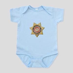 San Bernardino Sheriff-Coroner Body Suit