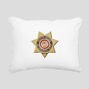 San Bernardino Sheriff-Coroner Rectangular Canvas