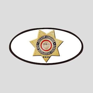 San Bernardino Sheriff-Coroner Patch