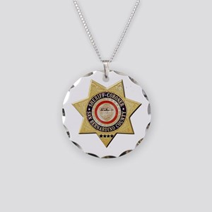 San Bernardino Sheriff-Coroner Necklace