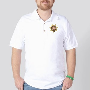 San Bernardino Sheriff-Coroner Golf Shirt