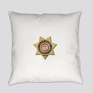 San Bernardino Sheriff-Coroner Everyday Pillow