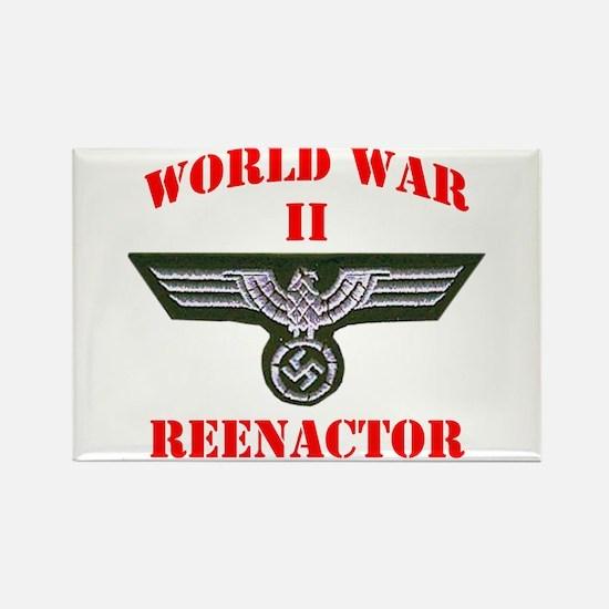 WWII german tshirt3 Magnets