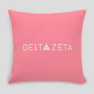 Delta Zeta Everyday Pillow