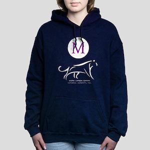 Sigma Lambda Gamma Logo Women's Hooded Sweatshirt