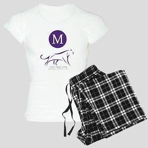Sigma Lambda Gamma Logo Mon Women's Light Pajamas
