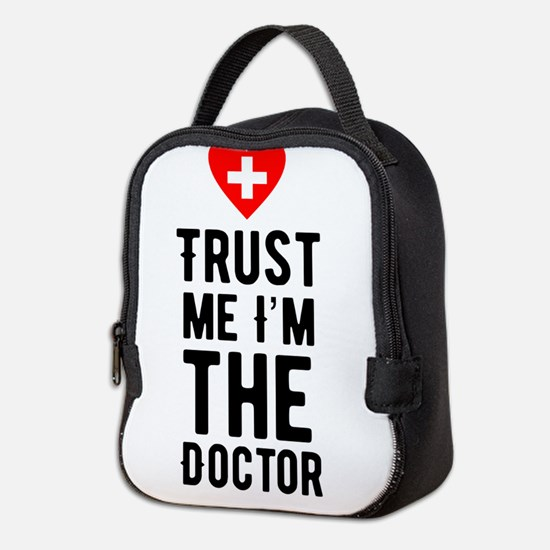 Doctor Neoprene Lunch Bag