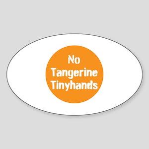 no tangerine tinyhands Sticker
