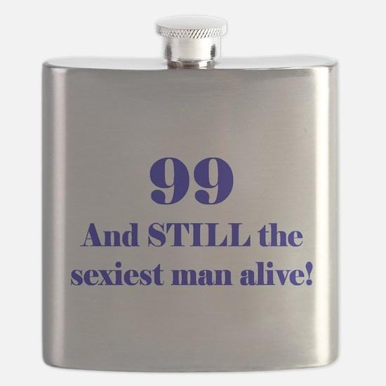 99 Still Sexiest 2 Blue Flask