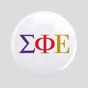 Sigma Phi Epsilon Initials Button