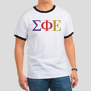 Sigma Phi Epsilon Initials T-Shirt