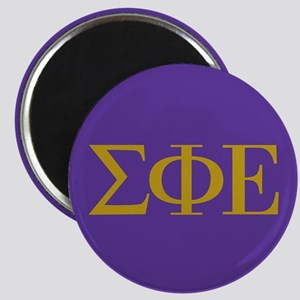 Sigma Phi Epsilon Initials Magnets