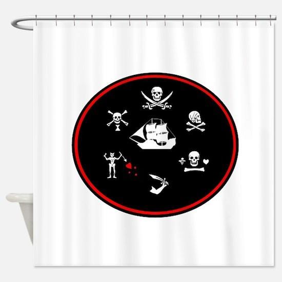 BROTHERHOOD Shower Curtain