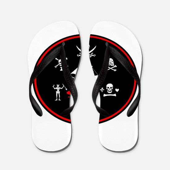 BROTHERHOOD Flip Flops