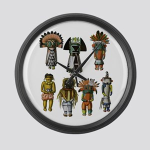 SPIRIT Large Wall Clock