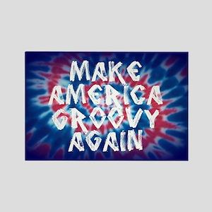 Make America Groovy Again Magnets