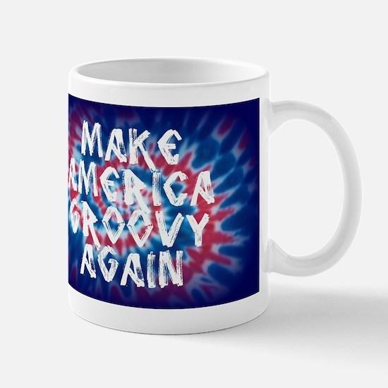 Make America Groovy Again Mugs