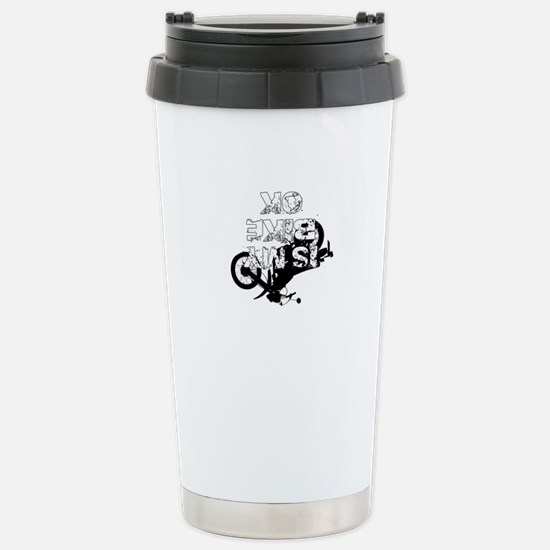 Is My Bike OK Motocross Stainless Steel Travel Mug
