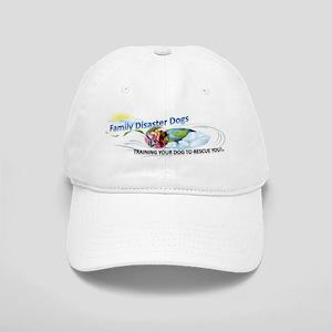 Family Disaster Dogs Baseball Cap