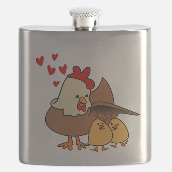 Mother's love Flask