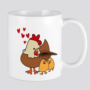 Mother's love Mugs