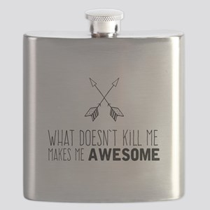 Makes Me Awesome Flask