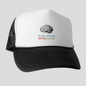 Brain Surgery Trucker Hat
