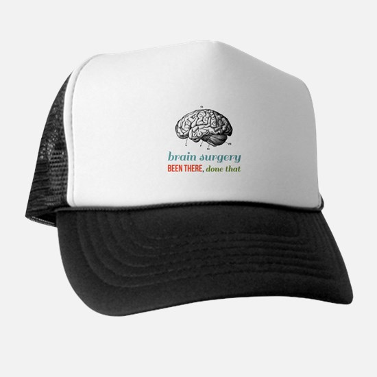 Brain Surgery Cap