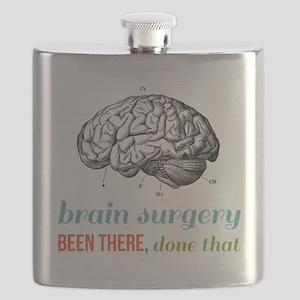 Brain Surgery Flask