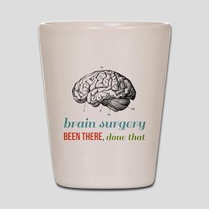 Brain Surgery Shot Glass