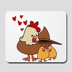 Mother's love Mousepad